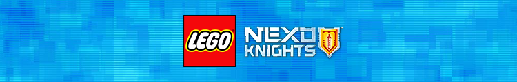 NEXO Knights™ Minifigures (Sell in Loose)