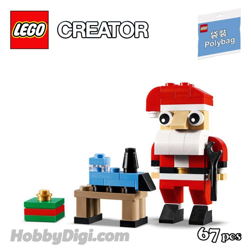 LEGO Creator Polybag 30573: Santa
