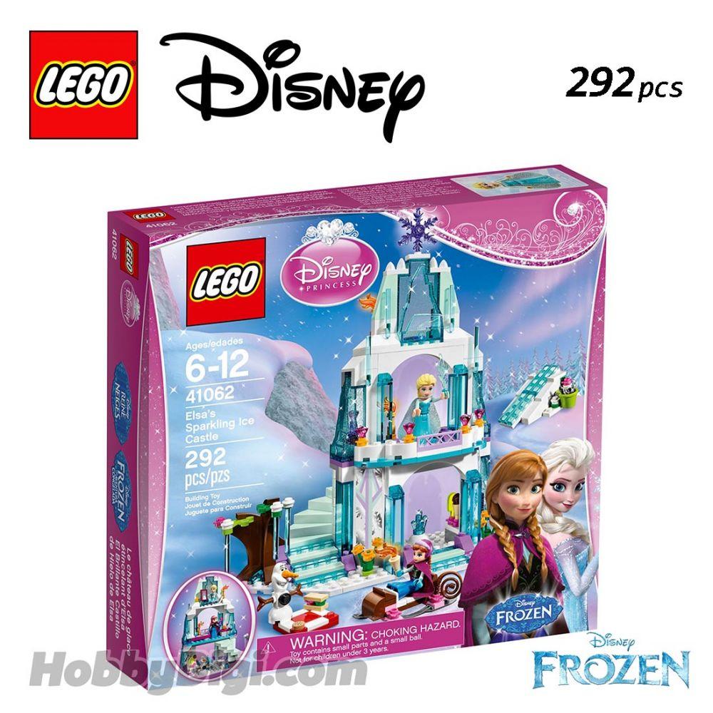LEGO Disney Princess 41062: Elsas Sparkling Ice Castle   HobbyDigi.com Online Shop