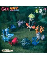 [JP Ver] Megahouse G.E.M. Series Tamashii Web Shop Exclusive: Naruto Uzumaki and Tailed Beasts