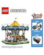 LEGO Creator 10257: Carousel 連動力套裝