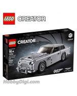 LEGO Creator 10262: James Bond Aston Martin DB5