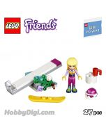 LEGO Friends Polybag 30402: Snowboard Tricks