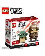 LEGO Brickheadz 41627: Luke & Yoda