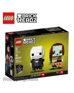 LEGO Brickheadz 41630: Jack Skellington & Sally