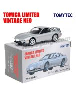 TOMYTEC Tomica Limited Vintage Neo 合金車 TLV-N174a - Efini Mazda RX-7 Type R Silver