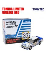 TOMYTEC Tomica Limited Vintage NEO 合金車 - LV-N185b Nissan Bluebird SSS-R Japanese Rally Championship (JRC)