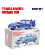 TOMYTEC Tomica Limited Vintage NEO 合金車 - LV-N190a Lancer GSR Evolution VI (藍)