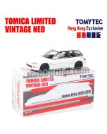 TOMYTEC Tomica Limited Vintage NEO 香港限定合金車 - TLV-Civic SiR II Group A 白