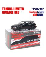 TOMYTEC Tomica Limited Vintage NEO 香港限定合金車 - TLV-Civic SiR II Group A 黑