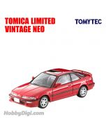 TOMYTEC Tomica Limited Vintage NEO 合金車 - LV-N197a Honda Integra 3-Door Coupe XSi (紅)