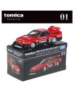 Tomica Premium 系列合金車 No01 - Tomica Skyline Turbo