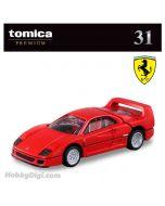 Tomica Premium 合金車 - 31 Ferrari F40