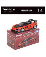 Tomica Premium 系列合金車 No14 - McLaren Senna (発売記念仕様)
