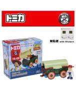 Dream Tomica 系列合金車 TS-05 - Toy Story 4 Jessie & Toybox Car