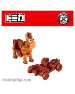 Dream Tomica 系列合金車 TS-06 - Toy Story 4 Bullseye & Cart