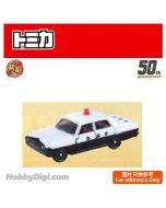 Tomica 50週年系列 限定合金車 - 04 Toyota Crown Police Car