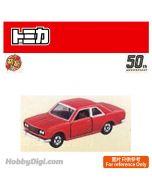 Tomica 50週年系列 限定合金車 - 01 Nissan Bluebird