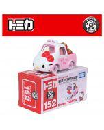 Dream Tomica系列合金車 No152 - Hello Kitty Apple Carve