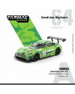 Tarmac Works HOBBY64 1:64 合金模型車 - Mercedes-AMG GT3 eRacing Grand Prix Hong Kong Fingercroxx