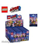 LEGO Minifigure 71023: The LEGO Movie 2 - The Second Part 全盒60隻