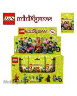 LEGO Minifigures 71025 Series 19: 一盒60隻