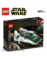LEGO Star Wars 75248: Resistance A-Wing Starfighter