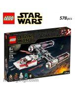LEGO Star Wars 75249: Resistance Y-Wing Starfighter