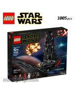LEGO Star Wars 75256: Kylo Ren's Shuttle