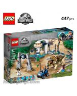 LEGO Jurassic World 75937: Triceratops Rampage
