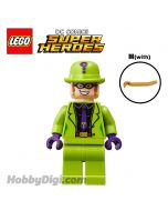 LEGO 散裝人仔 DC Comics: The Riddler with crowbar