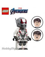 LEGO 散裝人仔 Marvel: Ant-Man with Avengers Team Suit