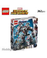 LEGO Marvel Superheroes 76124: War Machine Buster