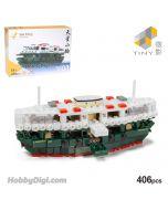 Tiny 微影 Block Diorama Series - V01 天星小輪 (406pcs)