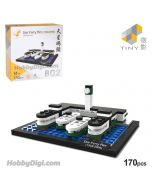 Tiny 微影 Block Diorama Series - B02 天星碼頭 (170pcs)