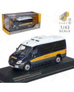 Tiny Hobby 1:43 Diecast Model Car - Mercedes-Benz Sprinter HKCS