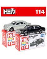 [2019新車貼] Tomica 合金車 No114 - Toyota Century 一套兩架