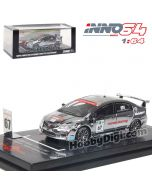 "INNO64 1:64 限量合金模型車 - HONDA CIVIC Type-R FD2 #67 ""TEAM YAMATO"" Super Taikyu Series 2009 Limited Edition"