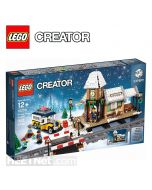 Lego Creator 10259: Winter Village Station