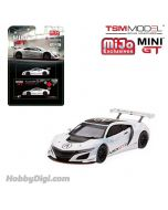 TSM 1:64 Mini GT X Mijo Exclusive 限定版合金車 - Acura NSX GT3 New York Auto Show 2016 (1 of 3,600)