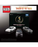 Tomica Premium Tomica Mall 限定合金車 - Nissan Skyline GT-R 5周年記念仕様套裝