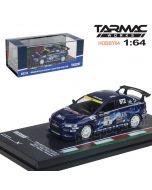 Tarmac Works HOBBY64 合金模型車 - Mitsubishi Lancer Evo X Super Taikyu Series 2010
