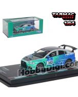 Tarmac Works HOBBY64 合金模型車 - Mitsubishi Lancer Evo X Nurburgring 24H 2010 #143