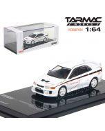 Tarmac Works HOBBY64 Model Car - Mitsubishi Lancer Evolution V Tuned By Mine s