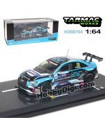 Tarmac Works HOBBY64 1:64 合金模型車 - Audi RS 3 LMS WTCR Race of Macau 2018 (Kevin Tse)