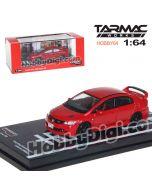 Tarmac Works HOBBY64 香港限定版合金模型車 - Honda Civic FD2 Mugen RR