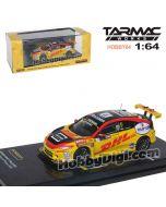 Tarmac Works HOBBY64 合金模型車 - Honda Civic Type R TCR WTCR Race of Macau 2018