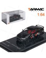 Tarmac Works HOBBY64 Model Car - Mitsubishi Lancer Evolution X Ralliart Edition/ Black