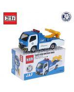 Tomica 日本限定合金車 - Toyota Dyna Wrecker Truck JAF (Japan Automobile Federation)