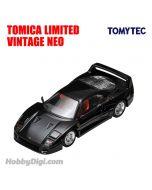 [日版] TOMYTEC Tomica Limited Vintage NEO 合金車 - LV-NEO Ferrari F40 (黑)